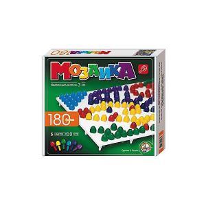 Мозаика , 180 элементов Десятое королевство. Цвет: разноцветный