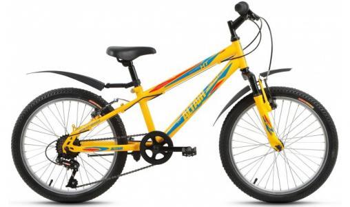 Велосипед двухколесный  MTB HT 2.0 20 6 скоростей Altair