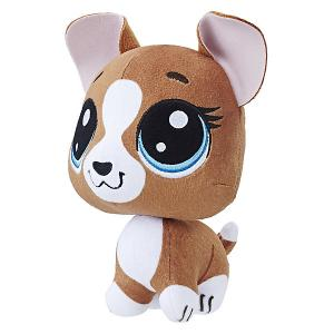 Мягкая игрушка Little Pet Shop, Собачка Hasbro