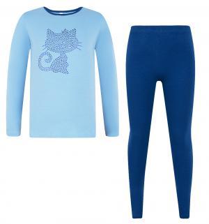 Комплект SCool Сладкий сон, цвет: голубой S'Cool