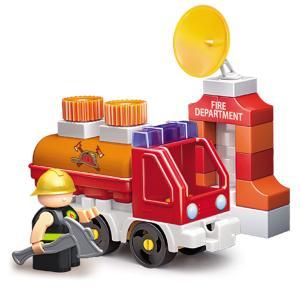 Конструктор  Fireman Bauer