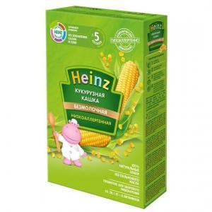 Каша  безмолочная Кукурузная с 5 месяцев 200 г Heinz