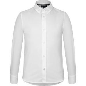 Рубашка  для мальчика Junior Republic. Цвет: белый