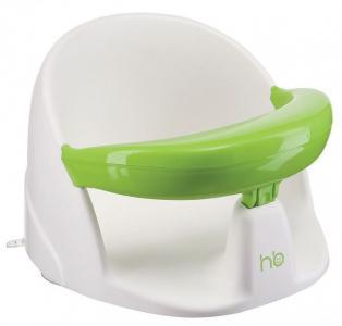 Сиденье для ванны Favorite со съемным бампером Happy Baby