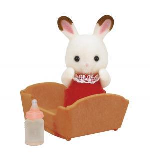 Игровой набор  Малыш Шоколадный Кролик 4.5 см Sylvanian Families