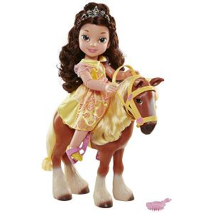 Кукла Принцесса с животным, Принцессы Дисней Jakks Pacific