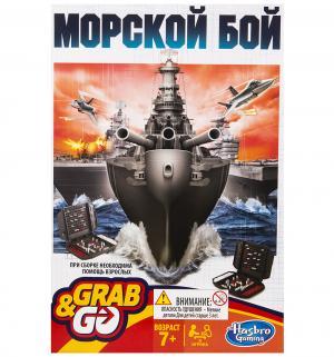 Дорожная игра  Морской бой Hasbro Games