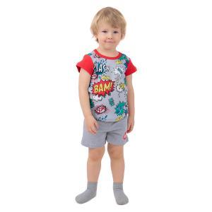 Пижама футболка/шорты Leader Kids