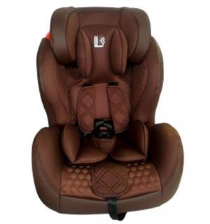 Автокресло  BQ-06, цвет: коричневый Little King