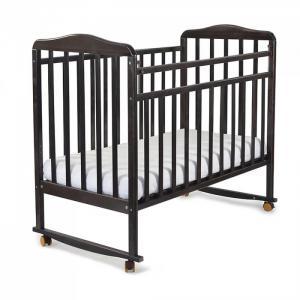 Детская кроватка  Митенька (качалка) СКВ Компани