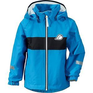 Демисезонная куртка Didriksons Kalix. Цвет: голубой