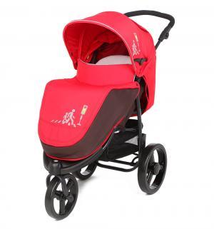 Прогулочная коляска  P5870 Express, цвет: красный Mobility One
