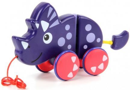 Каталка-игрушка  Носорожка Veld CO