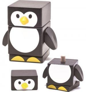 Пирамидка  Пингвин, 8.7 см Бомик