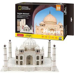 3D Пазл  Тадж Махал (Индия), 87 деталей CubicFun