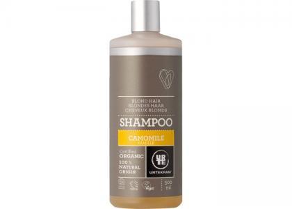 Шампунь для светлых волос Ромашка 500 мл Urtekram