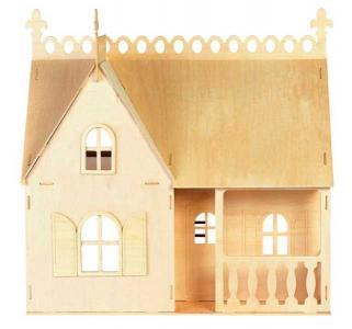 Сборная деревянная модель  Дом-мечта Wooden Toys