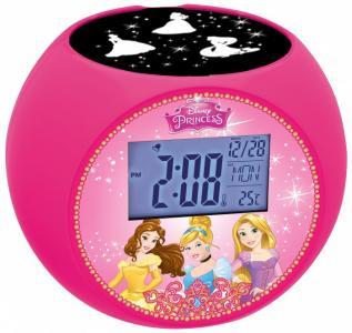 Часы  Проектор Принцессы Дисней Lexibook