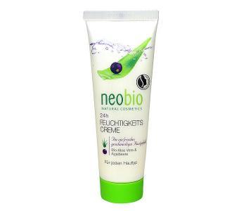 Увлажняющий крем для лица 24 часа 50 мл Neobio