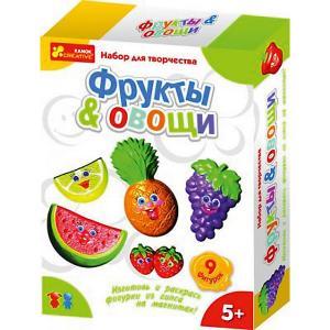 Набор для творчества «Фрукты & Овощи» Ранок