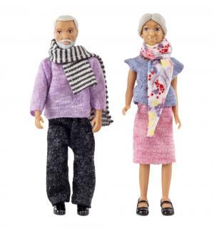 Набор кукол  Бабушка с дедушкой Lundby