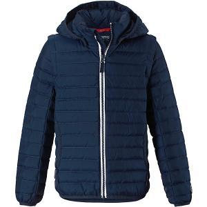 Демисезонная куртка  Fleet Reima. Цвет: темно-синий