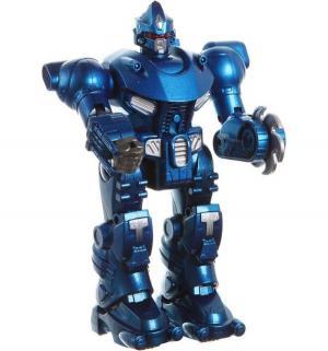 Интерактивный робот  Бласт 13 см цвет: синий Zhorya