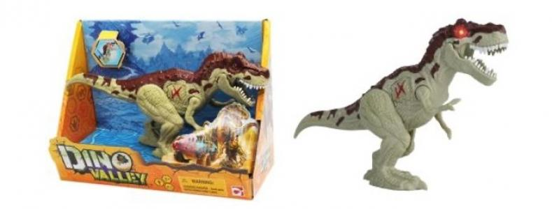 Подвижная фигура Тираннозавр Chap Mei