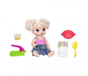Hasbro Малышка хочет есть Baby Alive