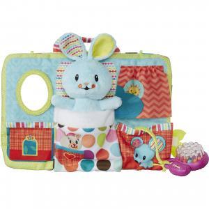 Мягкая игрушка Playskool Первые плюшевые друзья Зайка, 30,5 см Hasbro