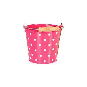 Ведро  Горох, розовое Egmont Toys. Цвет: розовый