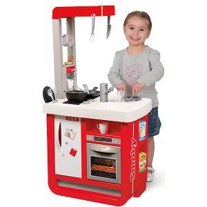 Кухня электронная  Bon Appetit Smoby. Цвет: красный