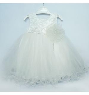 Платье , цвет: бежевый Папитто