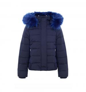 Куртка , цвет: синий Смена