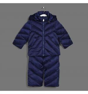 Комплект куртка/полукомбинезон , цвет: синий Ёмаё