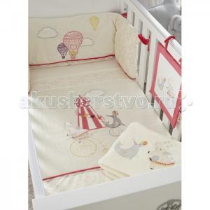 Комплект в кроватку  Helter Skelter (7 предметов) Tutti Bambini