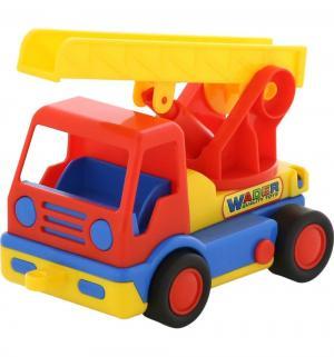 Автомобиль  Базик пожарный, (в сетке) 18 см Wader
