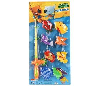 Игра рыбалка Ми-Ми-Мишки Играем вместе