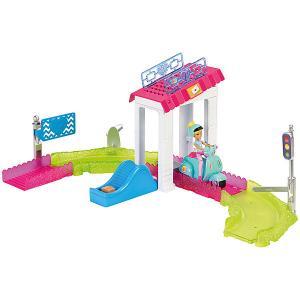 Набор с куклой Barbie В движении Почта Mattel