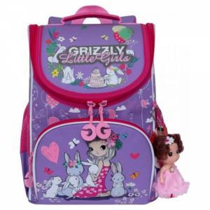 Рюкзак школьный RA-973-1 Grizzly