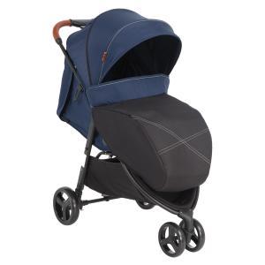 Прогулочная коляска  M-6, цвет: синий McCan