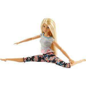 Кукла Barbie Безграничные движения, Блондинка Mattel