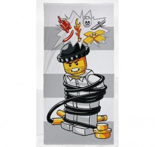 Полотенце City Breakout 70х140 см Lego