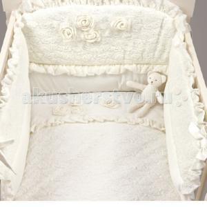 Комплект в кроватку  Mimmi (3 предмета) D1230-09 Picci