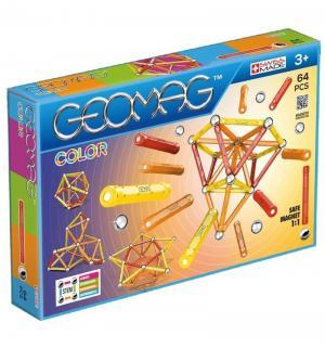 Магнитный конструктор  64 детали Geomag