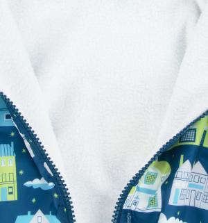 Ветровка , цвет: синий/голубой Fun Time