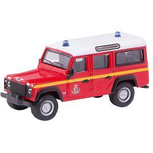 Коллекционная машинка  Land Rover Defender 110, 1:50 Bburago
