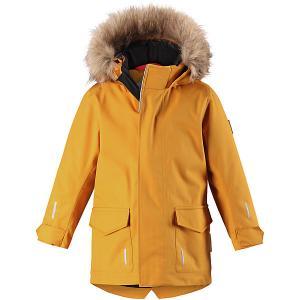 Куртка Myre Reima. Цвет: золотой