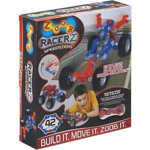Конструктор ZOOB Racer-Z Speedsters, 38 деталей
