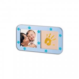 Звездная фоторамка с отпечатком, Baby Art
